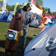 5th at the PKRA Worldcup at Lake Neusiedl, Austria -> photo 1