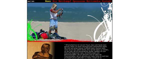 kitegabi.com proudly presents Greg Reemers – web designer & dear friend