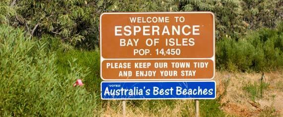 Esperance, South Western Australia