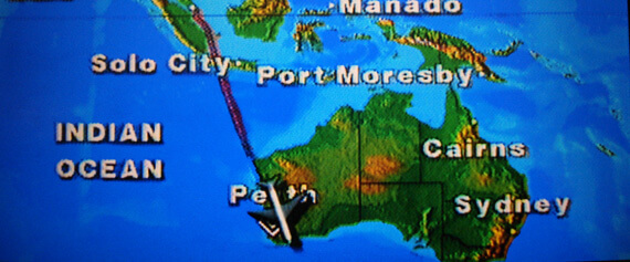 Off to Western Australia