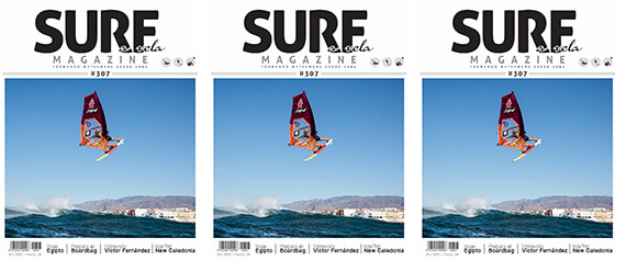 Surf a Vela Spain