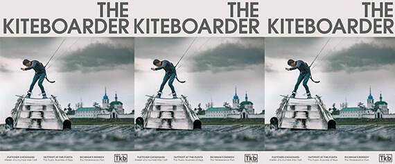 Sick Feature – Kiteboarder US