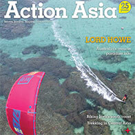 COVERSHOT + 10 Pages in Action Asia