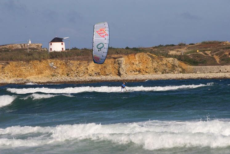 cruising along Portugals amazing coastline