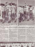 Kerhoeven joins world champion on the podium -> photo 2