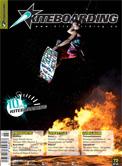COVERSHOT:  Kitegabi 'on fire' -> photo 1