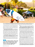 Interview with 10x World Champ Kelly Slater -> photo 3