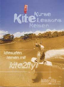 Kite 2 Fly – Kiteschool Brochure
