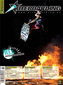 COVERSHOT:  Kitegabi 'on fire'