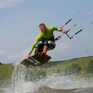 lake action